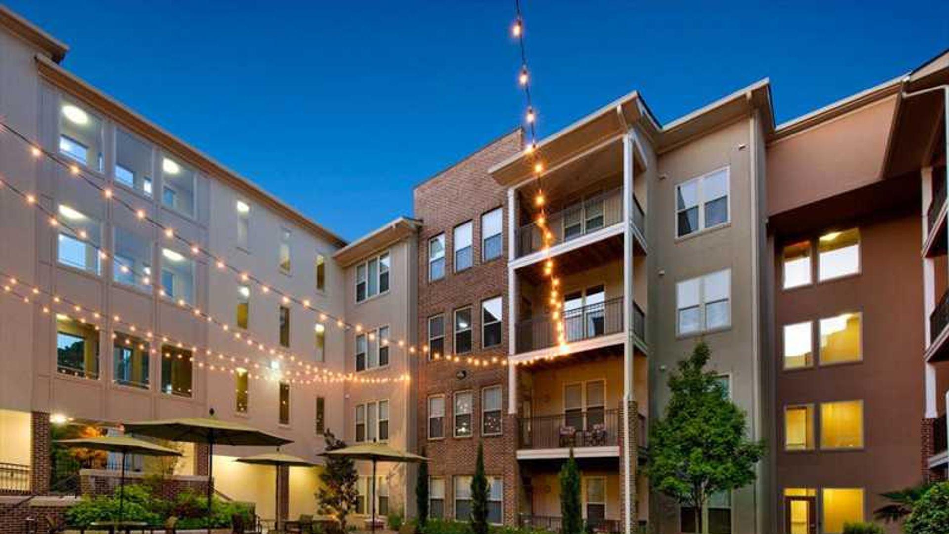 1 bed apartment at 737 lindbergh drive northeast atlanta