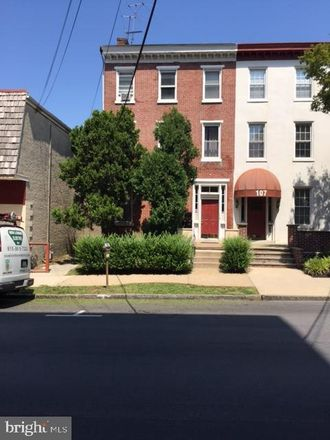 Rent this 3 bed apartment on 105 East Chestnut Street in West Chester, PA 19382