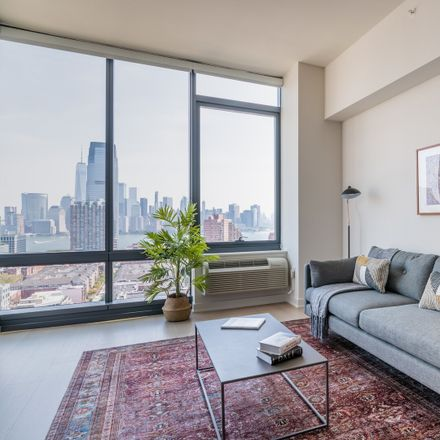 Rent this 1 bed apartment on Vantage in Park Avenue, Jersey City