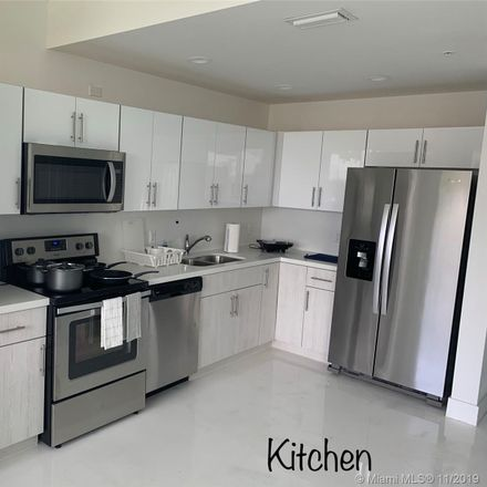 Rent this 3 bed apartment on Hallandale Beach in FL, US