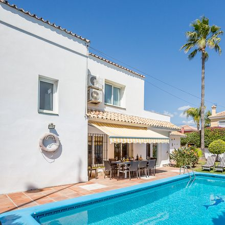 Rent this 5 bed house on Calle Guadiaro in 29670 Marbella, Spain