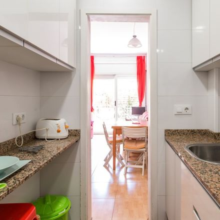 Rent this 3 bed apartment on Carrer de Matilde Díez in 9, 08006 Barcelona