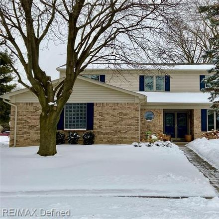 Rent this 4 bed house on 40741 Rainier Drive in Sterling Heights, MI 48313