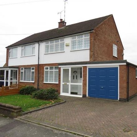 Rent this 0 bed apartment on 33 Aynho Close in Allesley CV5 7HH, United Kingdom