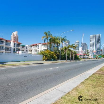Rent this 1 bed apartment on 19/2753 Gold Coast Highway