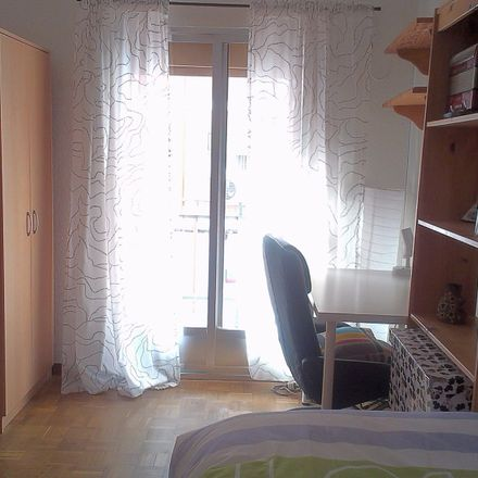 Rent this 3 bed room on Calle de Hermenegildo Bielsa in 28026 Madrid, España