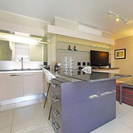 Rent this 1 bed apartment on The Hyde Hotel in London Road, Sea Point