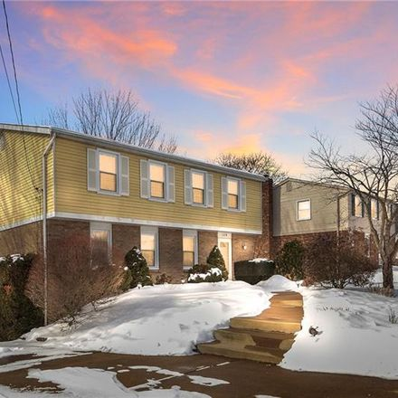 Rent this 4 bed house on Teton Dr in Pittsburgh, PA