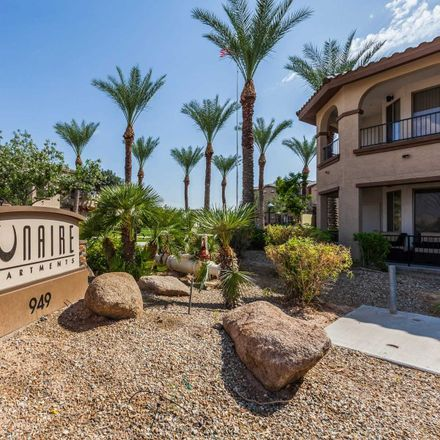 Rent this 1 bed apartment on West Centerra Drive in Goodyear, AZ 85338