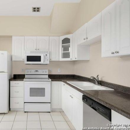 Rent this 3 bed condo on 7707 Broadway in San Antonio, TX 78209