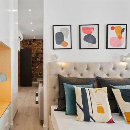Rent this 1 bed apartment on Calle de la Esperanza in 14, 28012 Madrid