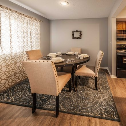 Rent this 1 bed apartment on 3000 Ramblewood Drive in Westchester Estates, IN 46268