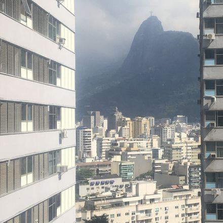 Rent this 1 bed apartment on Bowl do Rio Sul in Ciclovia Mané Garrincha, Botafogo