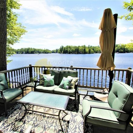 Rent this 1 bed apartment on 150 Birchwood Road in Gray, ME 04039