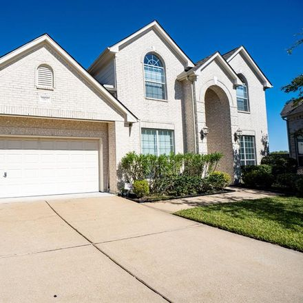 Rent this 4 bed house on 7202 Kerrigan Court in Harris County, TX 77379