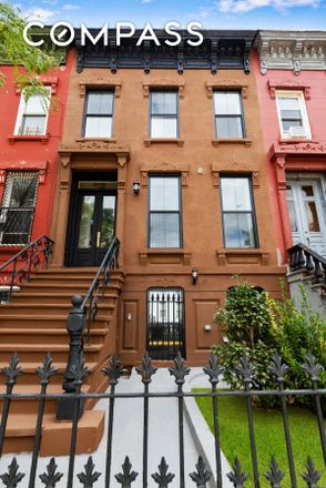 Rent this 2 bed townhouse on 502A Monroe Street in New York, NY 11221