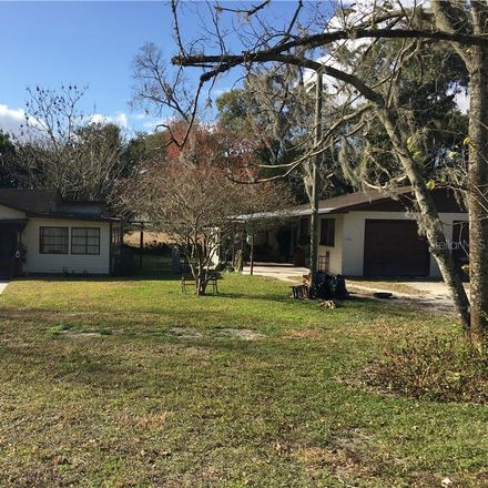 Rent this 2 bed house on 21521 US Hwy 301 in Dade City, FL