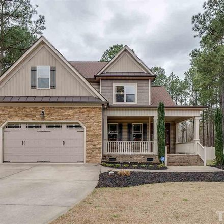 Rent this 4 bed house on Cabernet Cir in Cary, NC
