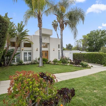 Rent this 4 bed house on 21736 Dumetz Road in Los Angeles, CA 91364