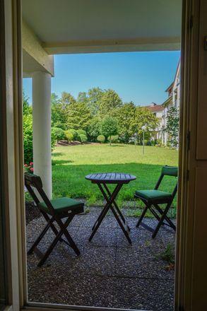 Rent this 1 bed apartment on Abteikirche Stift Neuburg in In der Neckarhelle, 69118 Heidelberg
