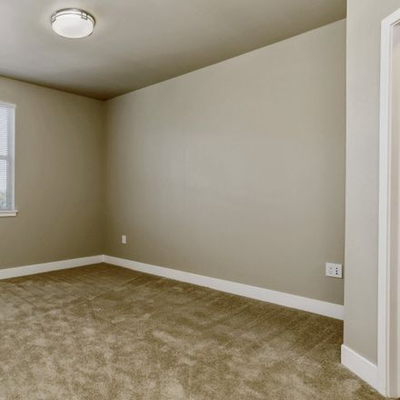 Rent this 3 bed apartment on 2691 South Vaughn Way in Aurora, CO 80014