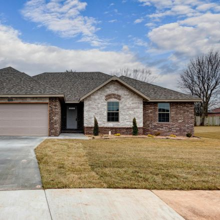 Rent this 4 bed house on W Overland St in Springfield, MO