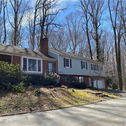 Rent this 4 bed house on 3938 Lake Hills Road in Chesterfield County, VA 23234
