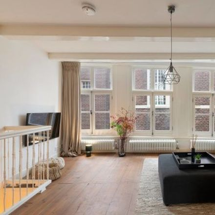 Rent this 3 bed apartment on Noordermarkt 30-1 in 1015 MZ Amsterdam, The Netherlands