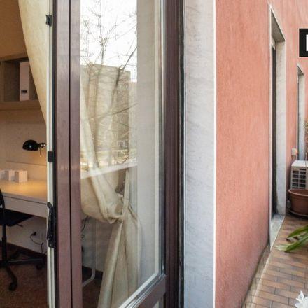 Rent this 3 bed apartment on Rahf in Via Abbazia, 20125 Milan Milan