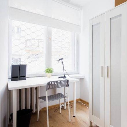Rent this 7 bed room on Mokotowska 5 in 00-640 Warsaw, Poland