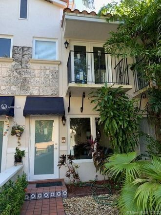 Rent this 2 bed condo on 252 Majorca Avenue in Coral Gables, FL 33134