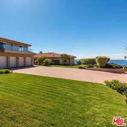 Rent this 3 bed house on 29821 Pacific Coast Highway in Malibu, CA 90265