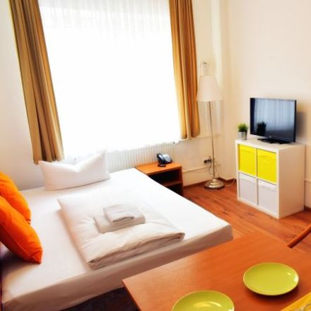 Rent this 1 bed apartment on Werftstraße 15 in 60327 Frankfurt, Germany