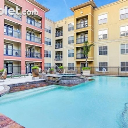 Rent this 1 bed apartment on Hampton Inn and Suites Houston Medical Center - Reliant Park in 1715 Old Spanish Trail, Houston