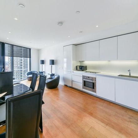 Rent this 2 bed apartment on Strata SE1 in 8 Walworth Road, London SE1 6EE