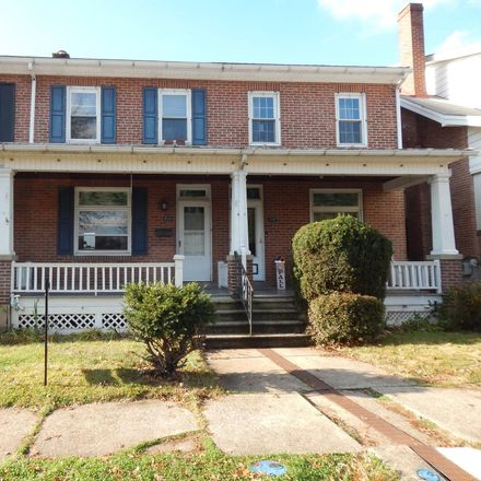 Rent this 3 bed townhouse on 235 North Franklin Street in Boyertown, PA 19512