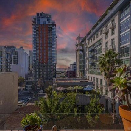 Rent this 1 bed condo on Palermo in West Beech Street, San Diego