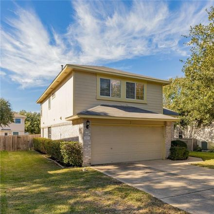 Rent this 3 bed house on Winslow Dr in Leander, TX