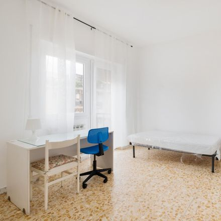 Rent this 2 bed room on Via Bartolomeo Dusi in 00167 Rome RM, Italy