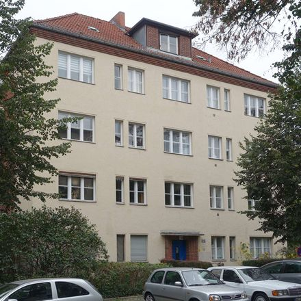 Rent this 2 bed apartment on Mörchinger Straße 118C in 14169 Berlin, Germany