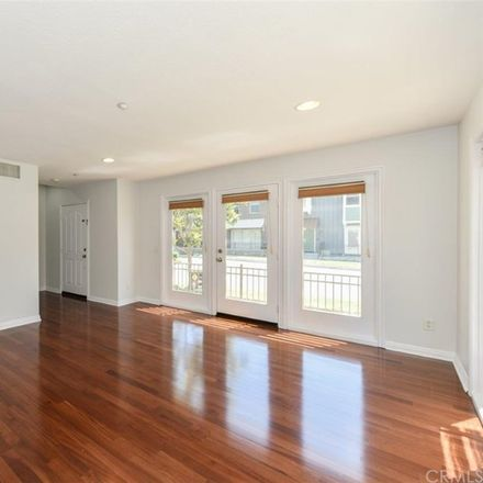 Rent this 3 bed condo on 280 Tustin Field Drive in Tustin, CA 92782