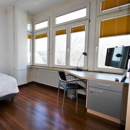 Rent this 0 bed apartment on Academia Appartments in Langensteinenstrasse 2, 8057 Zurich