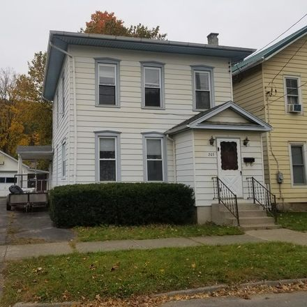 Rent this 3 bed house on 203 South Decatur Street in Watkins Glen, NY 14891