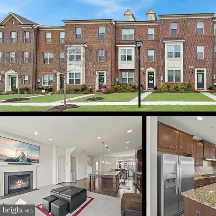 Rent this 3 bed townhouse on Foggy Glen Dr in Silver Spring, MD