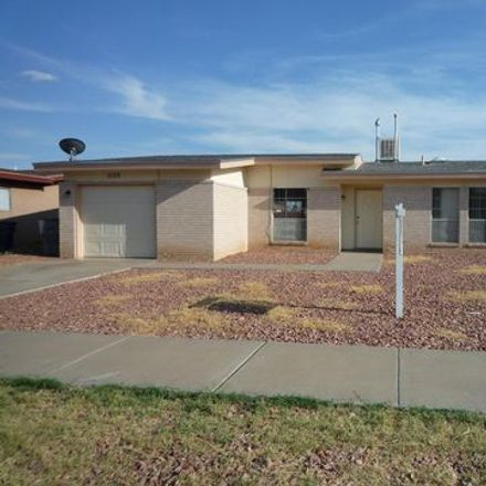 Rent this 4 bed apartment on 11130 Wharf Cove Drive in El Paso, TX 79936
