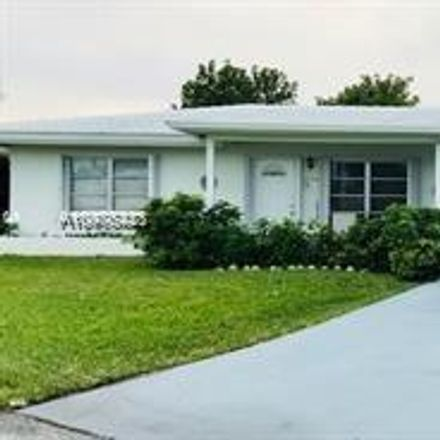 Rent this 2 bed house on 7105 Northwest 72nd Avenue in Tamarac, FL 33321