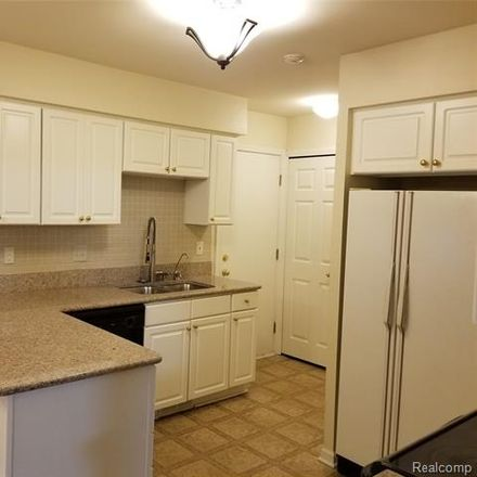 Rent this 2 bed loft on 44973 Coachman Court in Canton Township, MI 48187