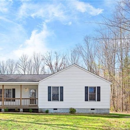 Rent this 3 bed house on 1800 Willow Brook Rd in Bumpass, VA