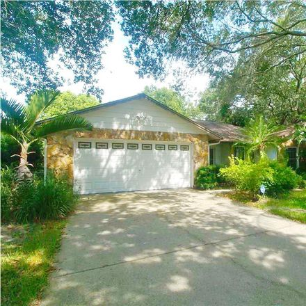 Rent this 3 bed house on Still Meadows Cir E in Palm Harbor, FL