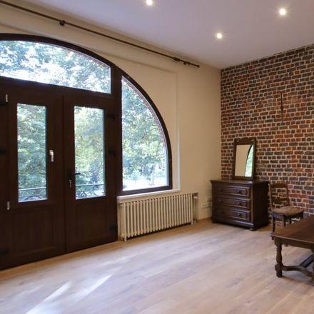 Rent this 1 bed apartment on Avenue des Robiniers - Witte-Acacialaan in 1020 Ville de Bruxelles - Stad Brussel, Belgium